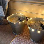 sparkler buckets the elvetham hotel wedding sparkler kit